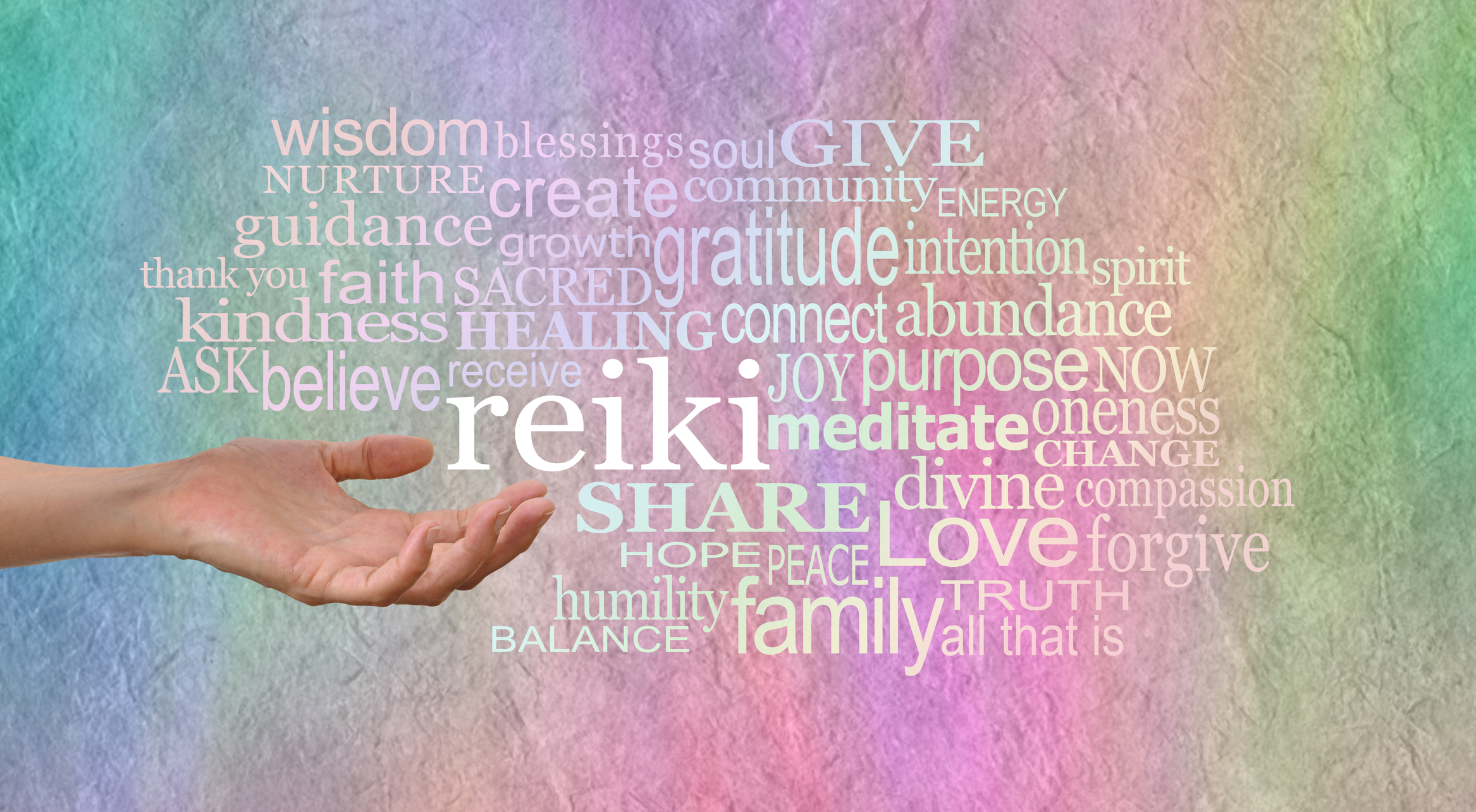 Reiki bij Touch Your Soul Massage
