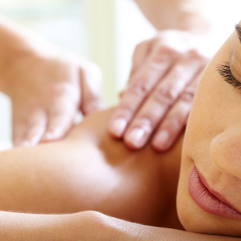 relaxmassae bij Touch Your Soul Massage