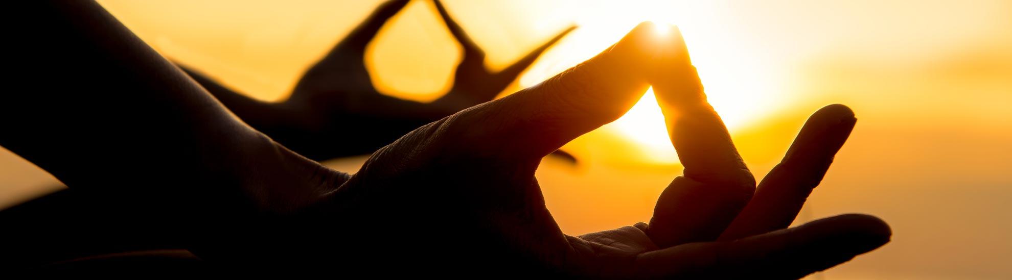 foto van yoga-matten